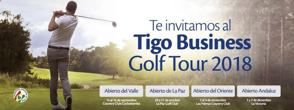 Abierto Del Valle / Tigo Business