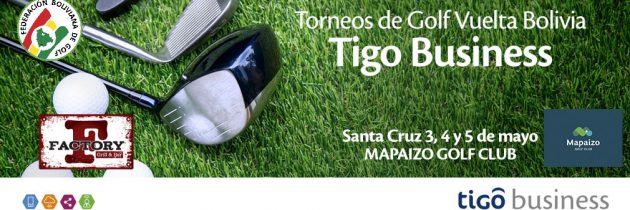 VUELTA BOLIVIA – MAPAIZO GOLF CLUB