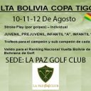 Vuelta Bolivia La Paz Golf Club