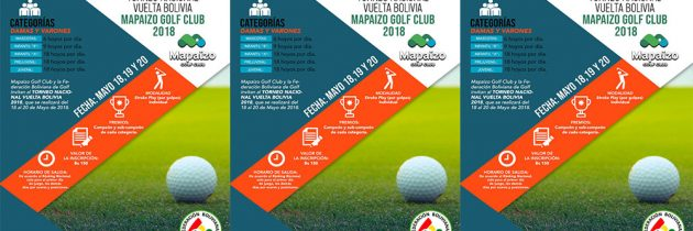 Vuelta Bolivia Mapaizo Golf Club