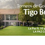 VUELTA BOLIVIA – LA PAZ GOLF CLUB