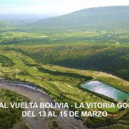 Vuelta Bolivia – La Vitoria Golf Club.